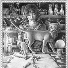 Angela et Solembum