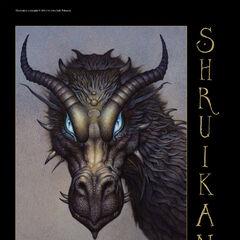 Illustration finale de Shruikan par <a href=