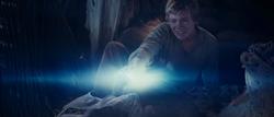 Eragon se lie à Saphira