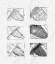 Concepts Oeil de Shruikan