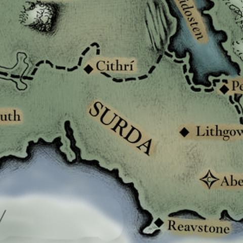 Le Surda durant le règne de Galbatorix