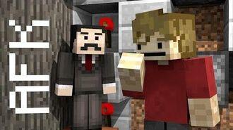 Mumbo Jumbo you are AFK! Minecraft Animated Song