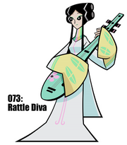 Rattle Diva