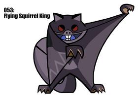 Flying Squrriel King