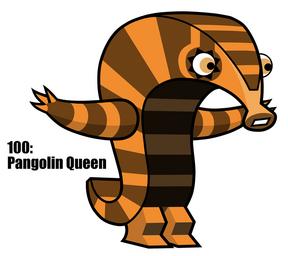 Pangolin Queen