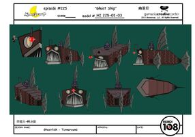 Lantern Fish King