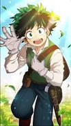 Izuku Midoriya Character Art 11 Smash Tap