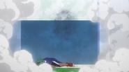 Izuku Midoriya defeated