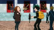 Izuku Meets Ochaco