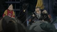 Present Mic finds Tokoyami and Koji