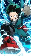 Izuku Midoriya Character Art 7 Smash Tap