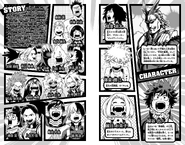 Volume 8 Character Page