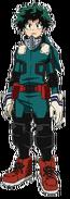 Izuku Midoriya hero profile