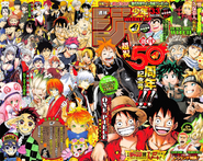 Weekly Shonen Jump 2018 Issue 33