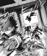 Hawks vs. Twice & Dabi