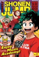 Weekly Shonen Jump - Vol. 316 Cover