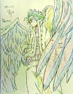 Hawks Original Animation Frame 1