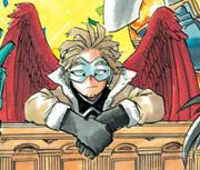 Hawks color scheme