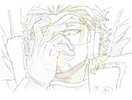 Hawks Original Animation Frame 3