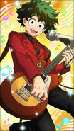 Izuku Midoriya Character Art 16 Smash Tap