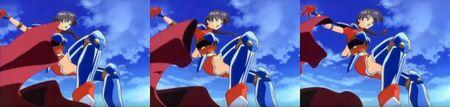 Mitsumete Knight R Raizze Opening
