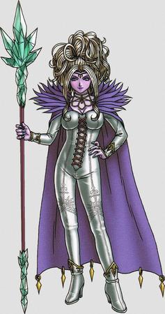Krystalinda for Dragon Quest XI