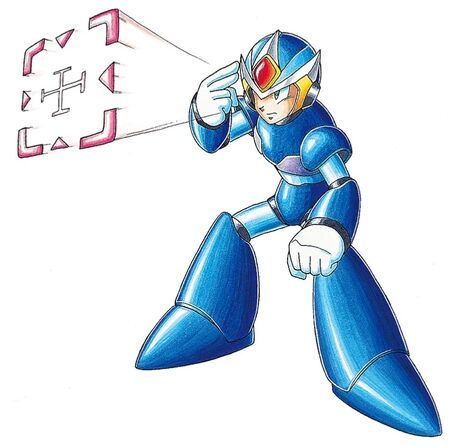 Item Tracer for Mega Man X2