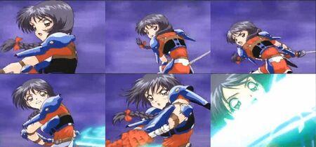 Mitsumete Knight R Raizze Opening 2