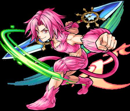 Zidane Tribal (Trans) for Monster Strike