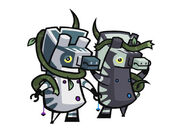 Zebra Brothers original (1)