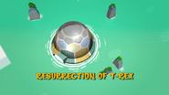 Resurrection of T-Rex 001