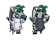 Zebra Brothers original (5)
