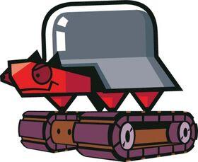 Chameleon Tank