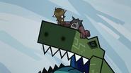 Resurrection of T-Rex 111
