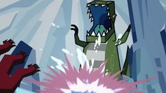 Resurrection of T-Rex 108