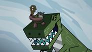 Resurrection of T-Rex 112