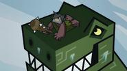 Resurrection of T-Rex 110