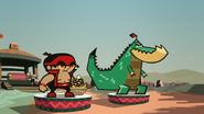 Resurrection of T-Rex 073