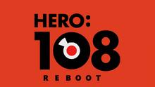 Hero 108 Reboot Logo