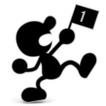 Mr. Game & Watch SSBU