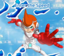 Enter The Speed