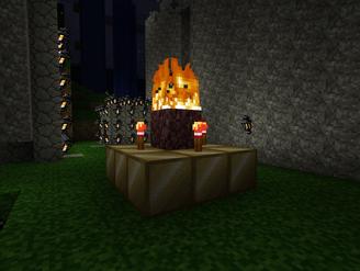 Herobrine's Altar