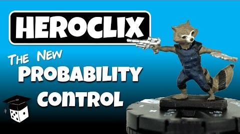 Heroclix Tutorial the NEW Probability Control