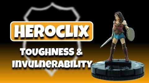 Heroclix Tutorial Toughness and Invulnerability