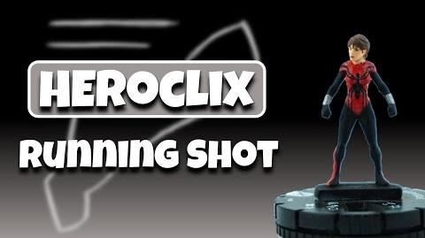 Heroclix Tutorial Running Shot