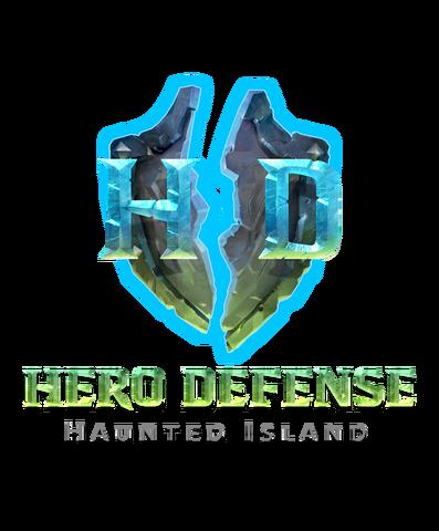 File:HeroDefenseHauntedIsland Logo small.png