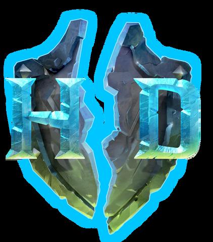 File:HeroDefenseHauntedIsland Logo HD.png