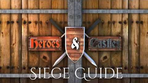 Heroes and Castles Siege Guide 2018