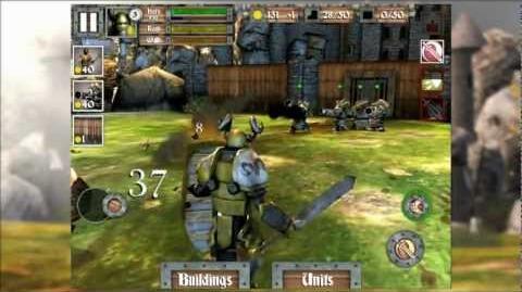 Heroes & Castles - Gameplay Demonstration-3