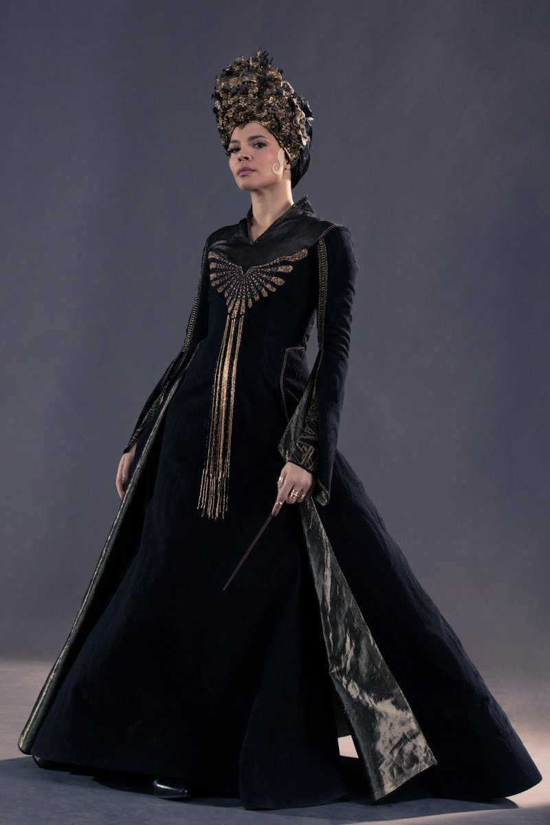 Seraphina Picquery | Heroes and Villains Wiki | Fandom